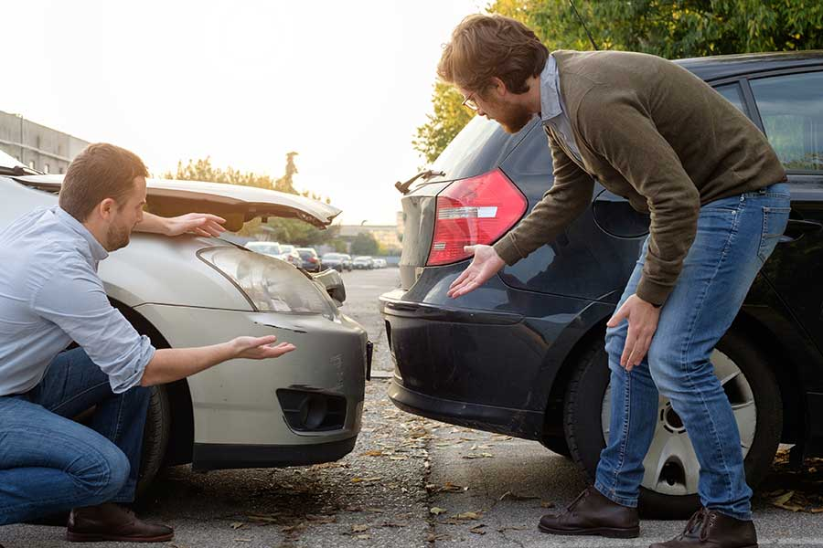 auto insurance and collision repair